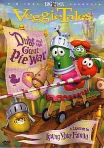 820413102999 | DVD Veggie Tales: Duke And The Great Pie War