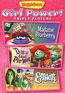 820413117191 | DVD Veggie Tales: Girl Power Triple Feature