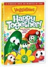 820413118693 | DVD Veggie Tales: Happy Together