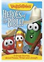 820413113599 | DVD Veggie Tales: Heroes Of The Bible