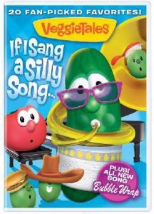 820413122997   DVD Veggie Tales: If I Sang A Silly Song