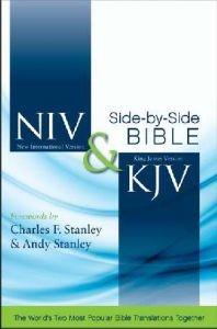 0310436877 | NIV & KJV Side-By-Side Bible