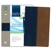 NIV & KJV Side-By-Side Bible Large Print