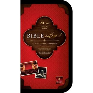 1414371306 | Disc NLT Bible Alive! Complete Dramatized Audio Bible