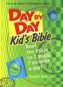 0842355367 | Day By Day Kids Bible