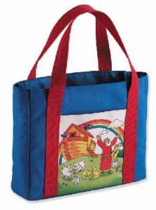 0310734169 | My First Church Bag Noahs Ark Bible Carrier