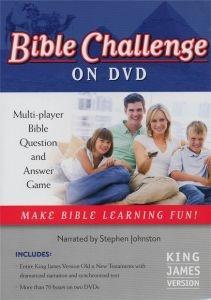 1598569937   Bible Challenge on DVD
