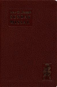 0899428177 | New St. Joseph Sunday Missal Complete Edition
