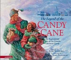 0310212472 | The Legend of the Candy Cane