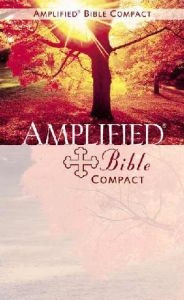 0310443997 | Amplified Holy Bible Compact (Revised) Hardcover