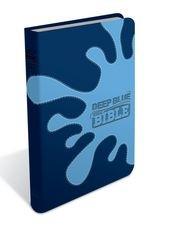 1609260317 | CEB Deep Blue Kids Bible Midnight Splash