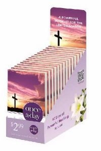 0310421330 | Once-A-Day 40 Days To Easter Devotional