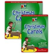 084418064120   DVD Christmas Carols Value Pack with CD