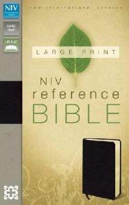 0310434882 | NIV Large Print  Reference Bible