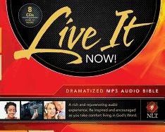 1414372264 | Disc NLT2 Live It Now! Complete Dramatized Audio MP3 Bible