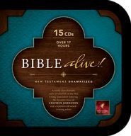 1414371292 | Disc-NLT Bible Alive! New Test Dramatized Audio Bible
