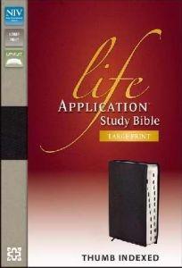 0310434807 | NIV Life Application Study Bible Large Print