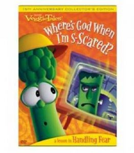 88599X | DVD Veggie Tales Wheres God When Im Scared?