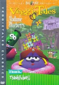 820413101091 | DVD Veggie Tales  Madame Blueberry Classic Reissued