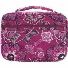 116707   Bible Cover Quilted Flowers XLarge