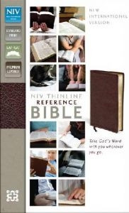0310436249 | NIV Thinline Reference Bible