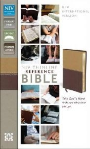 0310436230   NIV Thinline Reference Bible
