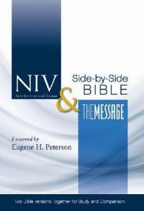 0310436826 | NIV and The Message Side-by-Side Bible