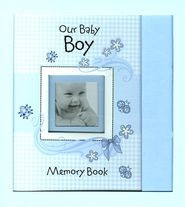 1770364188 | Baby Book Our Baby Boy Memory Book