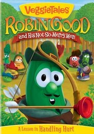 820413123390 | DVD-Veggie Tales  Robin Good and Not So Merry Men