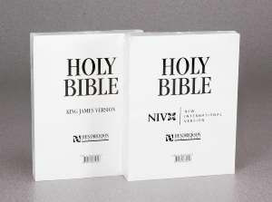 1565635612 | KJV Loose Leaf Bible Pages Only