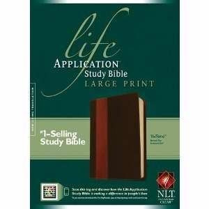 1414375441 | NLT2 Life Application Study Bible Large Print