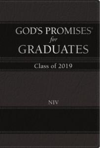 1400209730   NIV God's Promises for Graduates Class of 2019 Black