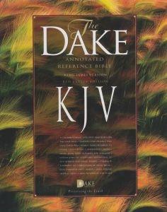 1558291792   KJV Dake Annotated Reference Bible