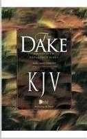 1558291768 | KJV Dake Annotated Reference Bible