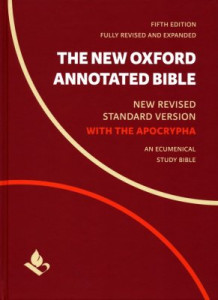 019027607X | NRSV The New Oxford Annotated Bible with Apocrypha 5th Edition