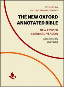 0190276045   NRSV New Oxford Annotated Bible 5th Edition
