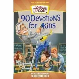 1589976827 | Adventures in Odyssey 90 Devotions for Kids