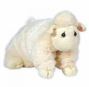 072341 | Plush Lamb With White Prayer Book