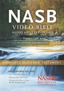 1598567160 | NASB Video Bible on DVD