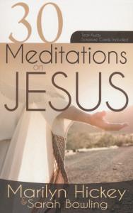 1603749586   30 Meditations On Jesus