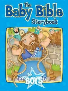 0781435013 | The Baby Bible Storybook for Boys