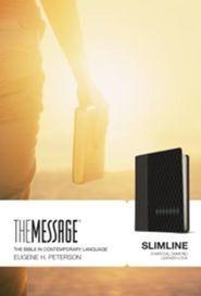 1631464345 | Message Slimline Bible Graduate Edition