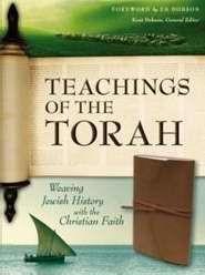9780310620693 | NIV Teachings Of The Torah-Brown DuoTone