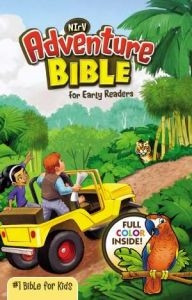 0310727421 | NIrV Adventure Bible For Early Readers Full Color Hardcover