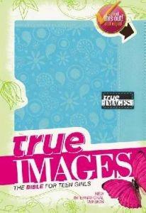 0310437830   NIV True Images The Bible for Teen Girls Italian Duo-Tone Blue