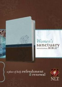 1414381182 | NLT2 Womens Sanctuary Devotional Bible