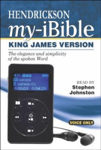 1619706687   KJV My-iBible Voice-Only Digital Bible Player