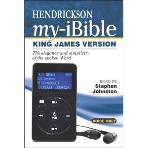 9781619706682 | KJV My-iBible Voice-Only Digital Bible Player