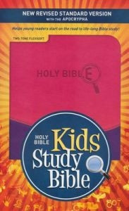 1598565133 | NRSV Kids Study Bible with the Apocrypha