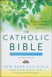 0195297903 | NABRE Catholic Bible Personal Study Edition
